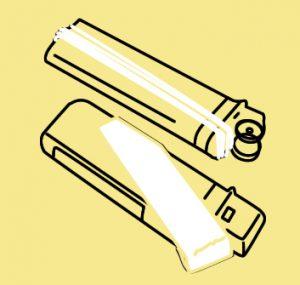 ライターの捨て方